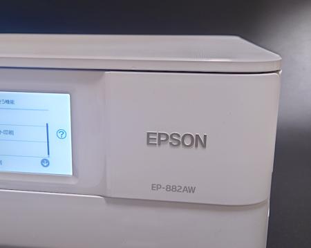 エプソンプリンター EP882